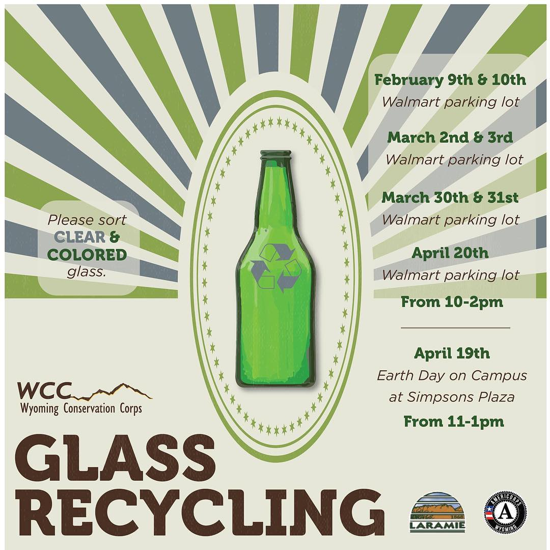 Glass Recycling 2019