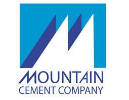 Mountain cement logo