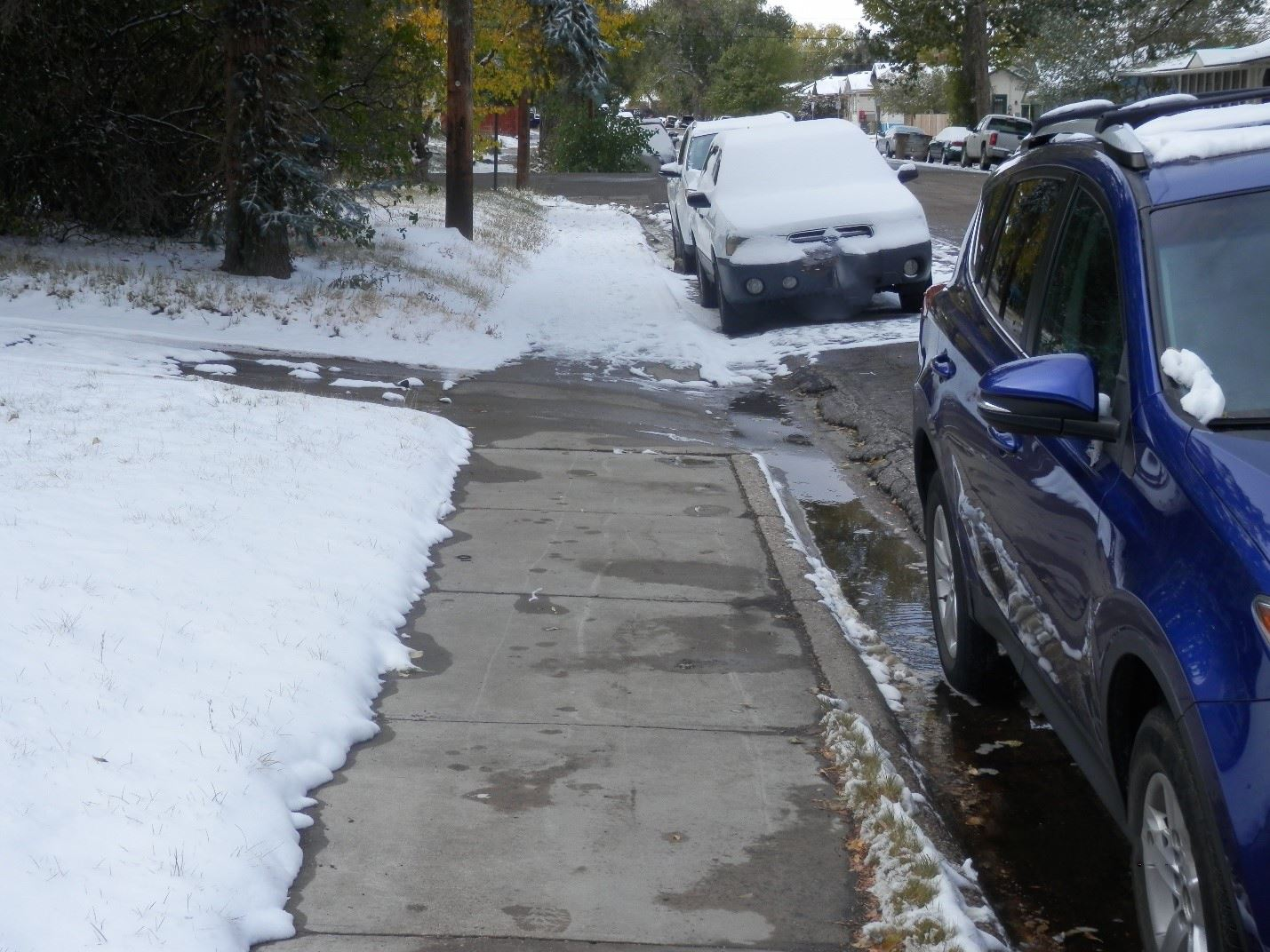 Snow Shoveling Example