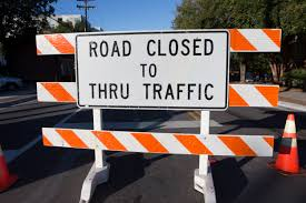 Road Closed to Through Traffic
