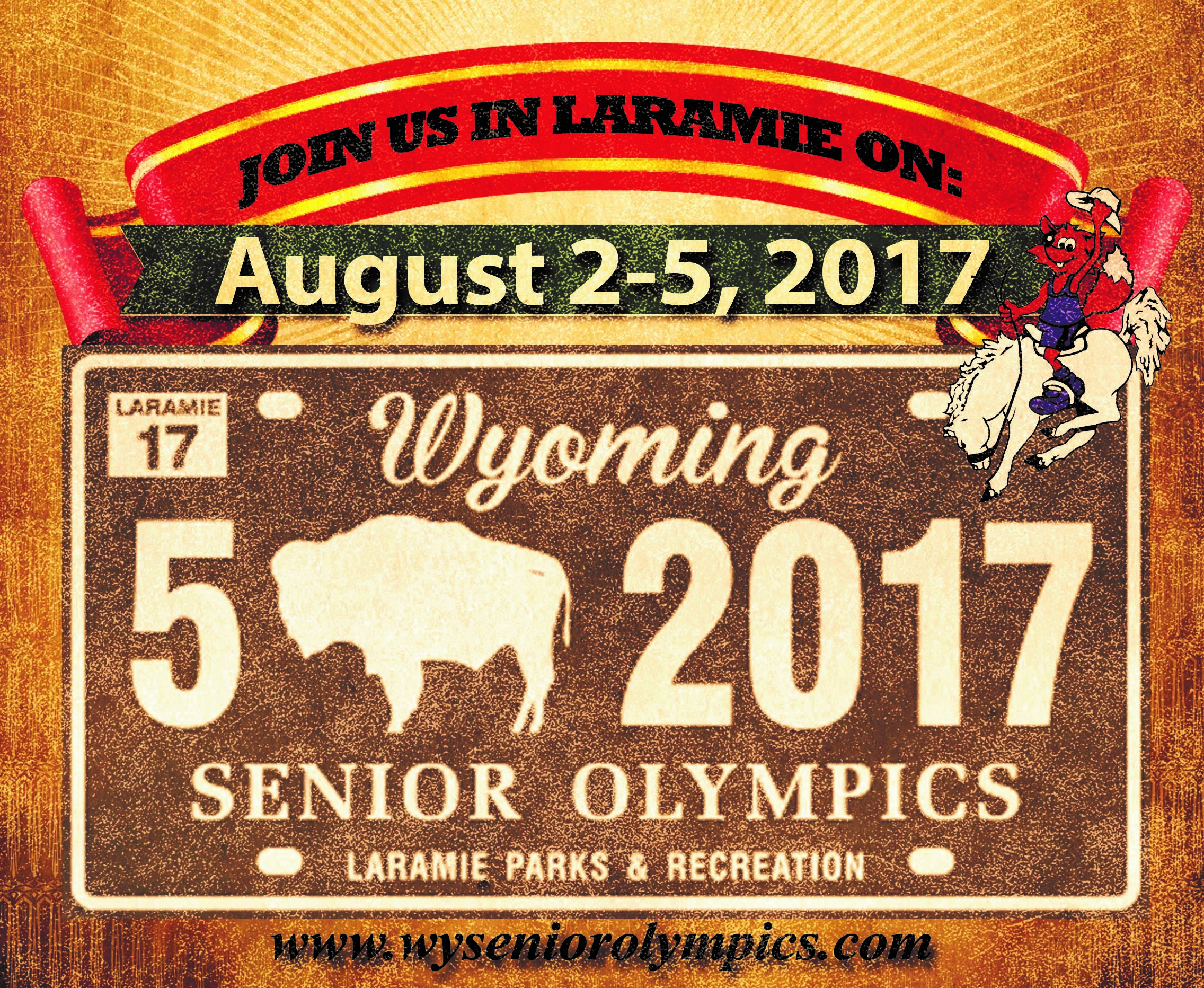 2017 Wyoming Senior Olympics